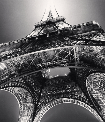 Eiffel Tower, Study 3, Paris, France. 1987